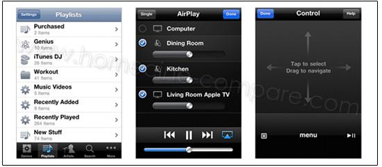 Apple TV 2G : Application Remote