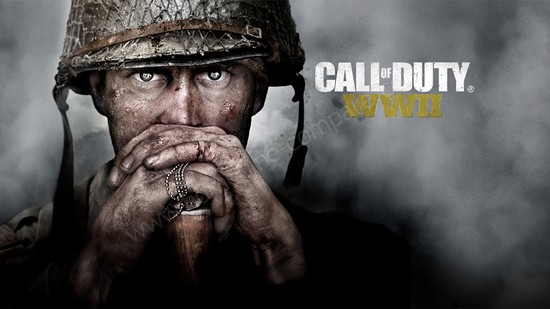 Call of Duty WWII sur PS4 Slim