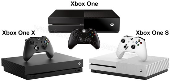 Gamme Microsoft Xbox One