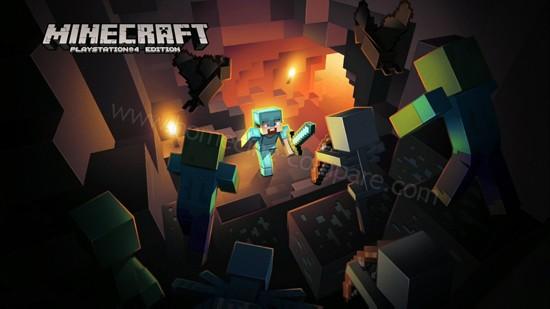 Minecraft PlayStation 4 Edition