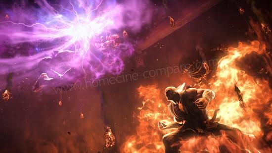 Tekken 7 sur PS4 Pro