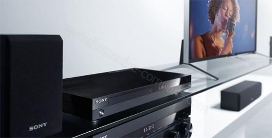 Sony BDP-S7200 : Présentation photo