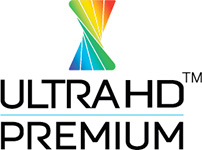 Label Ultra HD Premium présent sur certains lecteurs Ultra HD Blu-ray