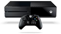Photos de la Xbox One