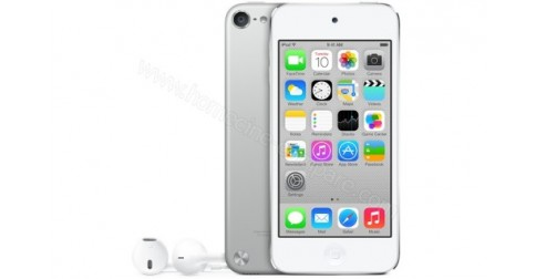 apple ipod touch 5g 16 go argent ipod touch v 16 go. Black Bedroom Furniture Sets. Home Design Ideas