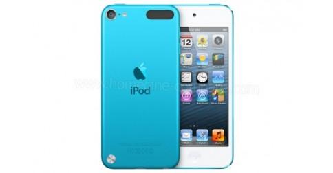 lecteur APPIPOTOUGGOL APPLE iPod touch G  Go Bleu