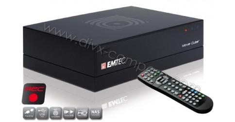 emtec movie cube q700 1 to fiche technique prix et avis. Black Bedroom Furniture Sets. Home Design Ideas