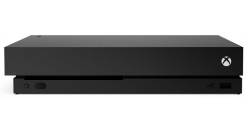 MICROSOFT Xbox One X 1 To