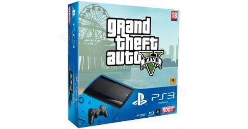 SONY PS3 Ultra Slim 500 Go GTA V, fiche technique, prix et..