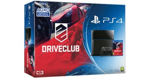 sony ps4 driveclub fiche technique prix et avis. Black Bedroom Furniture Sets. Home Design Ideas