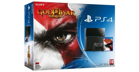 sony ps4 god of war iii remastered imports eu fiche. Black Bedroom Furniture Sets. Home Design Ideas