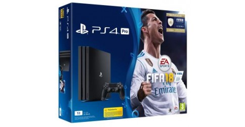sony ps4 pro 1 to fifa 18 fiche technique prix et avis. Black Bedroom Furniture Sets. Home Design Ideas