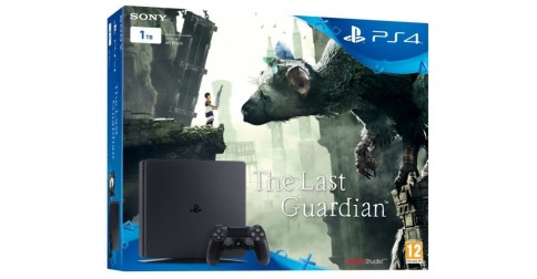SONY PS4 Slim 1 To The Last Guardian Imports EU