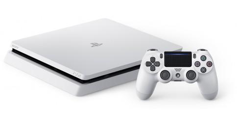 Sony ps4 slim blanche 500 go playstation 4 slim blanche - Comparateur de prix playstation 4 ...