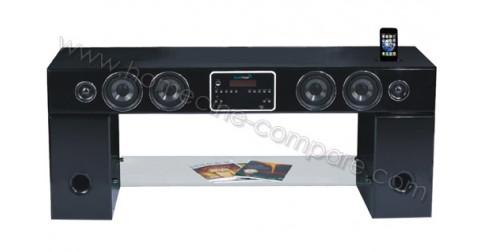 soundvision sv 120b fiche technique prix et avis. Black Bedroom Furniture Sets. Home Design Ideas
