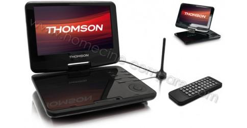 lecteur dvd portable thomson dp9104. Black Bedroom Furniture Sets. Home Design Ideas