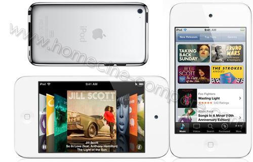 APPLE iPod touch 4G 64 Go Blanc