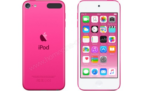 APPLE iPod touch 6G 32 Go Rose Imports EU