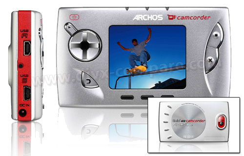 ARCHOS GMINI 402 CAMCORDER FIRMWARE DRIVERS UPDATE