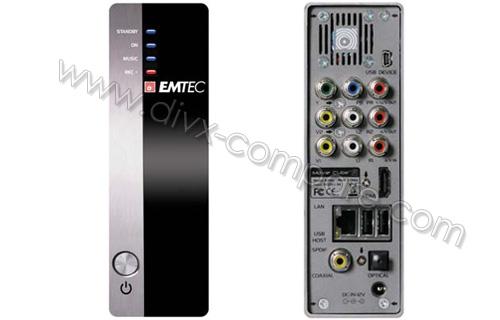 EMTEC Movie Cube-R700 (sans DD)