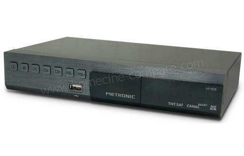 METRONIC HD PVR Ready TNT SAT