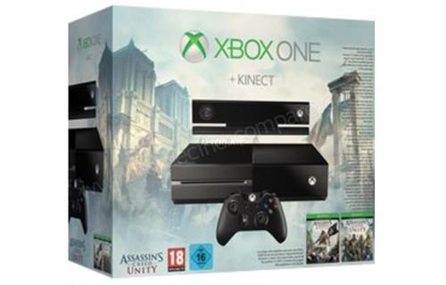 MICROSOFT Xbox One Kinect AC Unity Imports EU