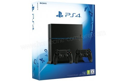 SONY PS4 1 To 2 manettes Imports EU
