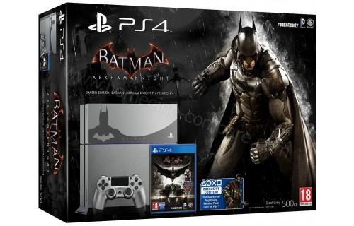 SONY PS4 Batman AK Edition limitée Imports EU