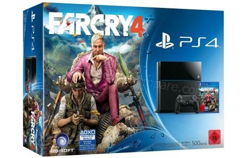 SONY PS4 Far Cry 4 Imports EU
