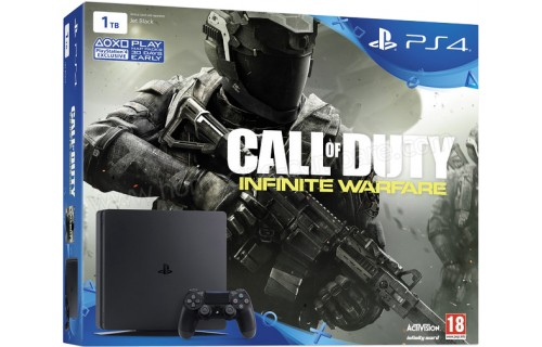 SONY PS4 Slim 1 To COD IW