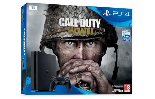 SONY PS4 Slim 1 To COD WWII