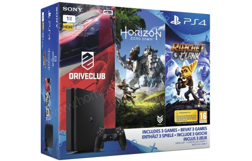 SONY PS4 Slim 1 To DC HZD RC