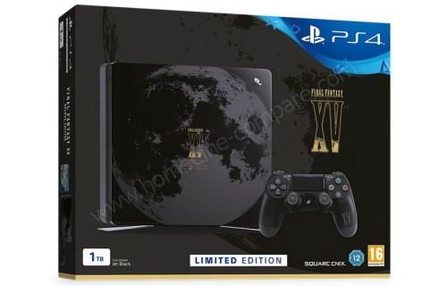 SONY PS4 Slim 1 To FF XV Edition limitée