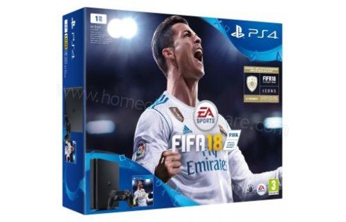 SONY PS4 Slim 1 To FIFA 18