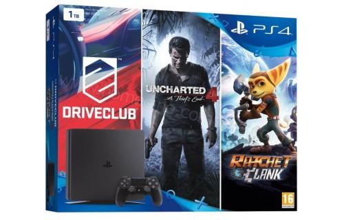 SONY PS4 Slim 1 To DC U4 RC