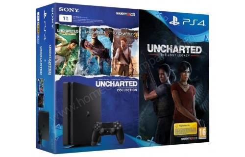 SONY PS4 Slim 1 To Uncharted TLL
