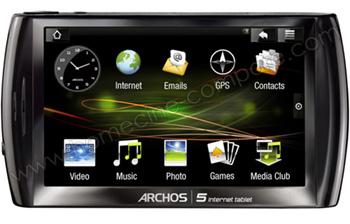 lecteur ARCIT ARCHOS  Internet Tablet Go