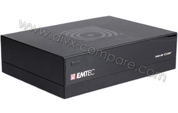 emtec movie cube q500 500 go fiche technique prix et avis. Black Bedroom Furniture Sets. Home Design Ideas