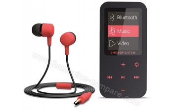 ENERGY SISTEM MP4 Touch Bluetooth Coral 8 Go