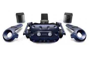 HTC Vive Pro Complete Edition - A partir de : 1399.00 € chez Boulanger