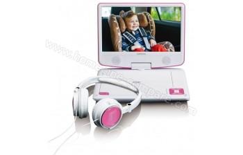 LENCO DVP-910 Rose - A partir de : 115.53 € chez Amazon