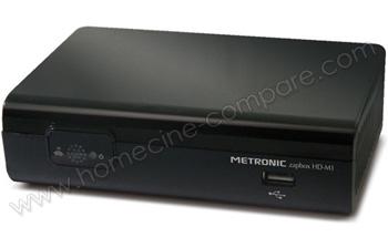 metronic zapbox hd m1 fiche technique prix et avis consommateurs. Black Bedroom Furniture Sets. Home Design Ideas