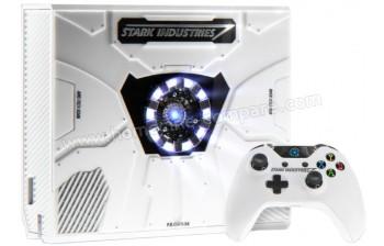 MICROSOFT Xbox One Stark Industries, fiche technique, prix et avis consommateurs