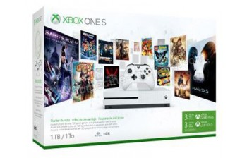 MICROSOFT Xbox One S 1 To 3M Game Pass 3M Live