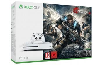 MICROSOFT Xbox One S 1 To GOW 4 Imports EU