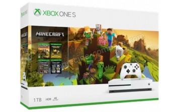 MICROSOFT Xbox One S 1 To Minecraft Creators