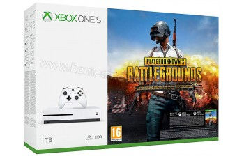 MICROSOFT Xbox One S 1 To PUBG Imports EU