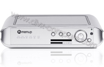 MEMUP Media Disk NRX 500 Go