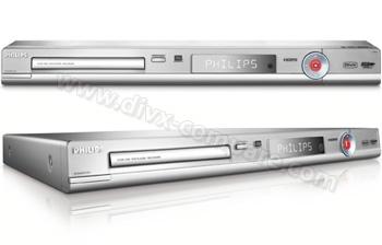 Lecteur dvd enregistreur philips for Mini lecteur dvd de salon