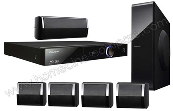 PIOBCS323 Pioneer BCS 323 and BCS 222, New equipment Pioneer Home Theater on DVD and Blu Ray